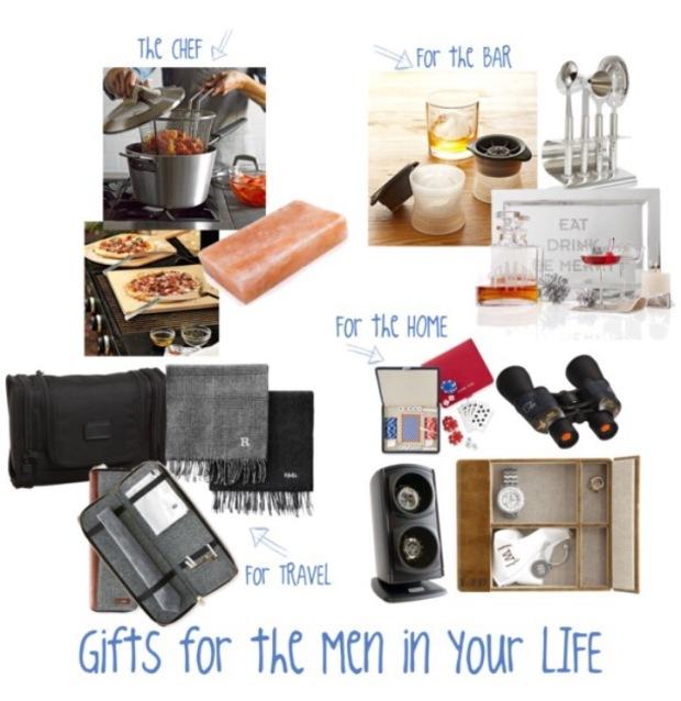 Mens Gift Guide 2016