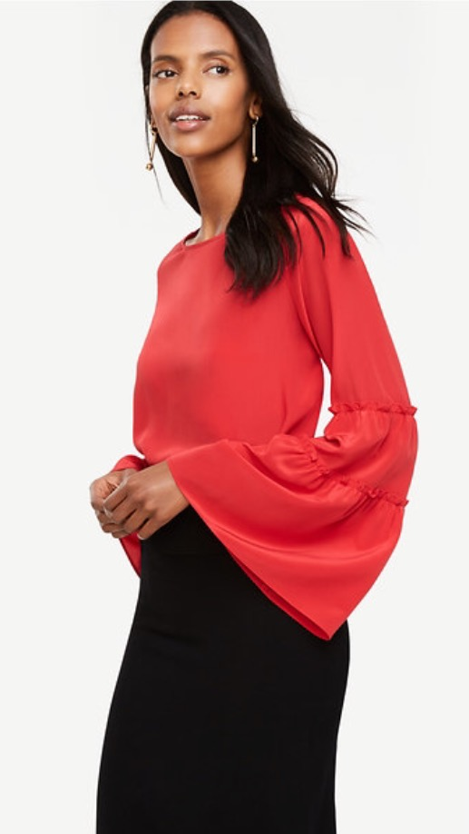 Bell Sleeve Must Have Tops