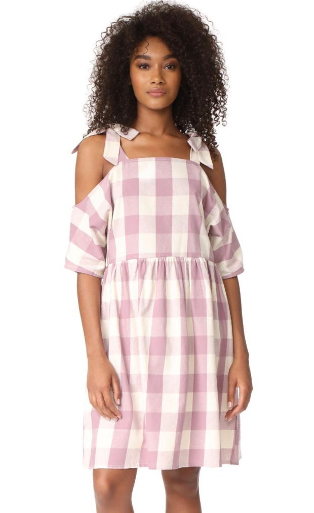 Gingham Obsession Spring 2017