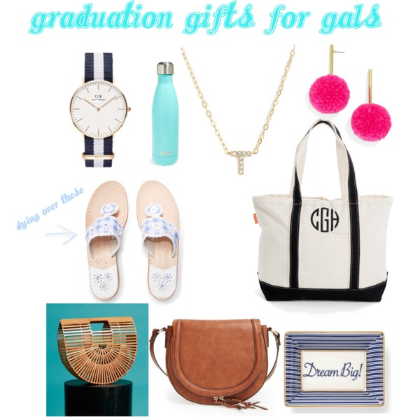 Graduation Gifts for Gals