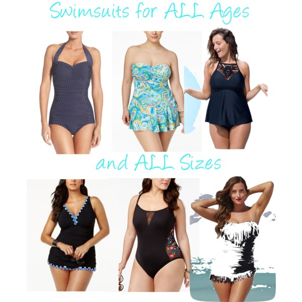 Swimsuits for All Ages and All Sizes