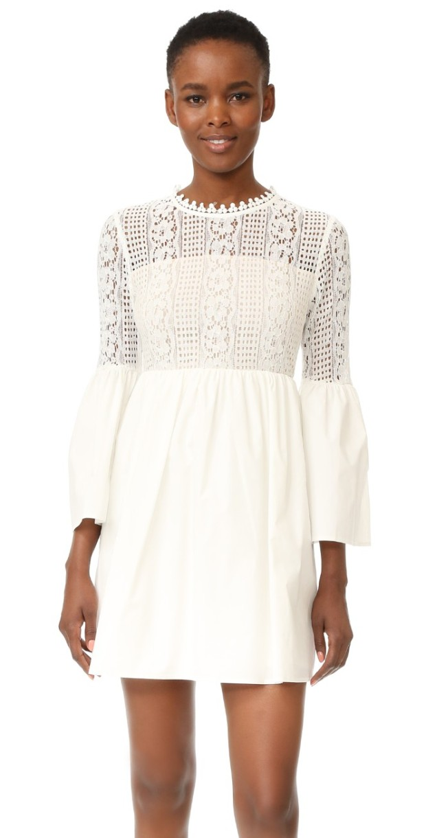 Little White Dresses Perfect for Summer