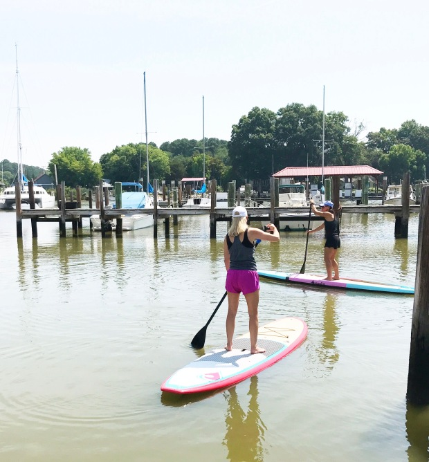 Friday Favorite - Potomac SUP & Fitness