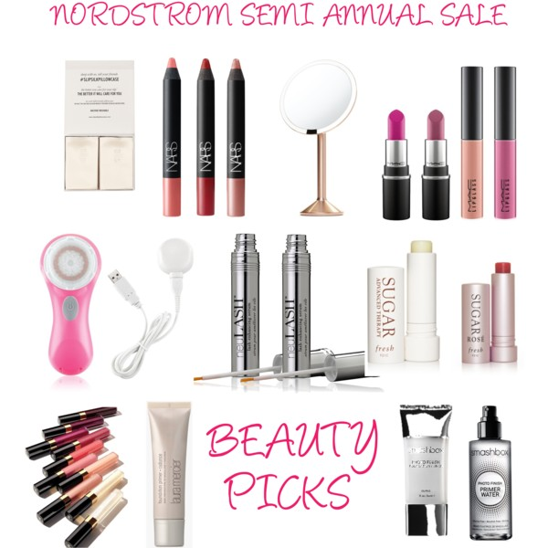 Nordstrom Semi Annual Sale Beauty Picks