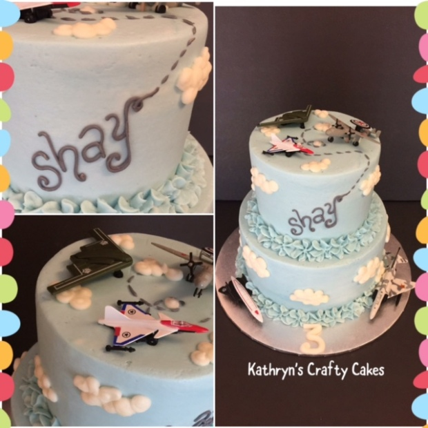 Friday's Favorite - Kathryn's Crafty Cakes
