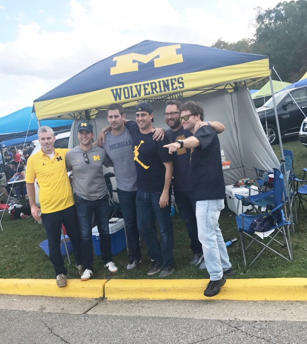 Michigan/Michigan State Game Trip